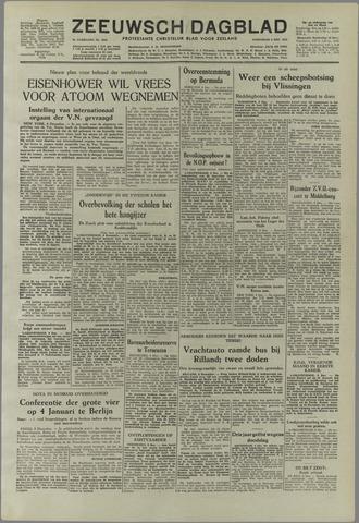 Zeeuwsch Dagblad 1953-12-09