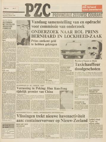 Provinciale Zeeuwse Courant 1976-02-09