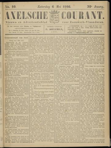Axelsche Courant 1916-05-06