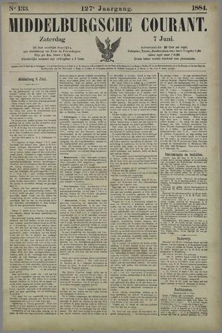 Middelburgsche Courant 1884-06-07