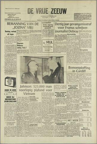 de Vrije Zeeuw 1967-11-18