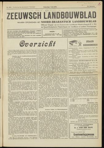 Zeeuwsch landbouwblad ... ZLM land- en tuinbouwblad 1951-07-07