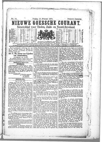 Nieuwe Goessche Courant 1878-02-15