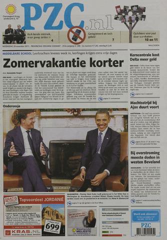 Provinciale Zeeuwse Courant 2011-11-30