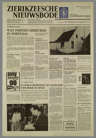 Zierikzeesche Nieuwsbode 1975-03-13