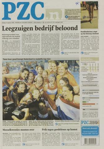 Provinciale Zeeuwse Courant 2008-08-22