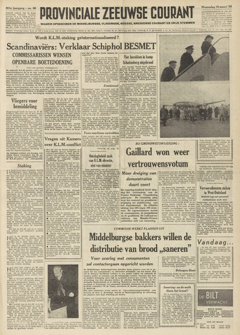 Provinciale Zeeuwse Courant 1958-03-19