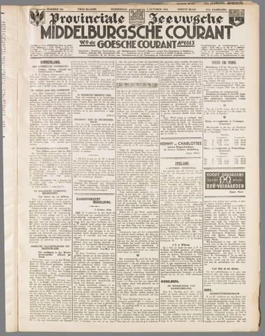 Middelburgsche Courant 1934-10-04