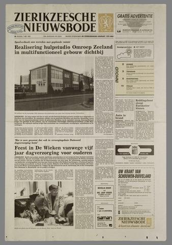 Zierikzeesche Nieuwsbode 1993-05-07