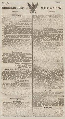 Middelburgsche Courant 1834-06-24