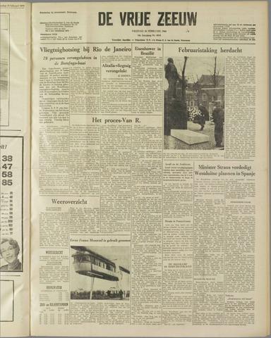 de Vrije Zeeuw 1960-02-26