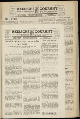 Axelsche Courant 1952-02-20