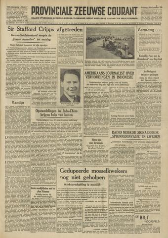 Provinciale Zeeuwse Courant 1950-10-20