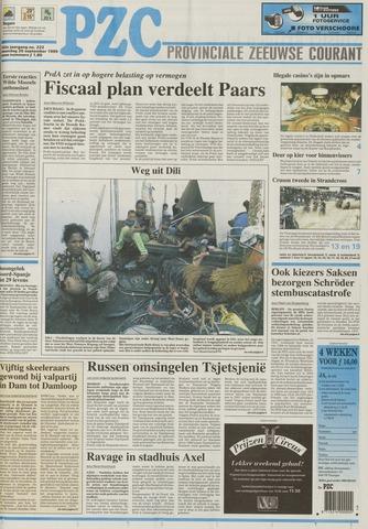 Provinciale Zeeuwse Courant 1999-09-20