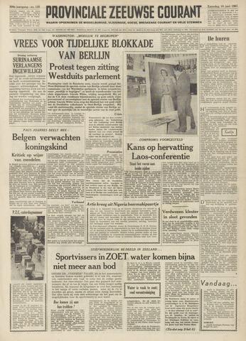 Provinciale Zeeuwse Courant 1961-06-10