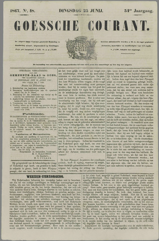 Goessche Courant 1867-06-25