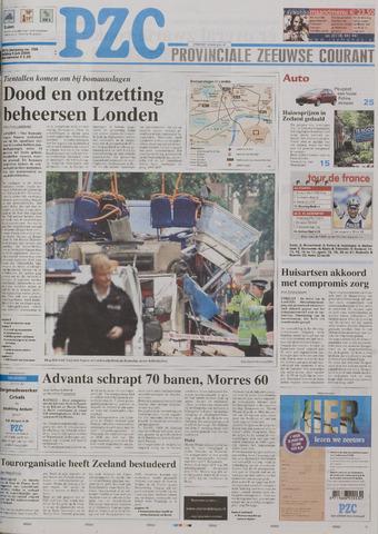Provinciale Zeeuwse Courant 2005-07-08
