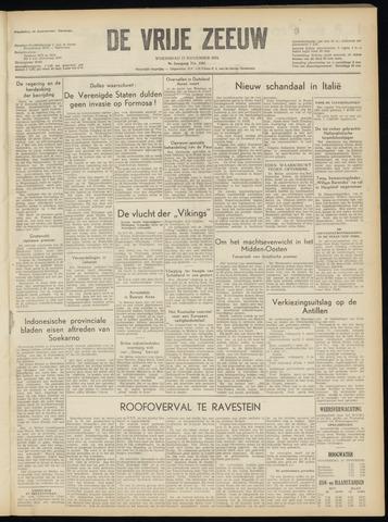 de Vrije Zeeuw 1954-11-17