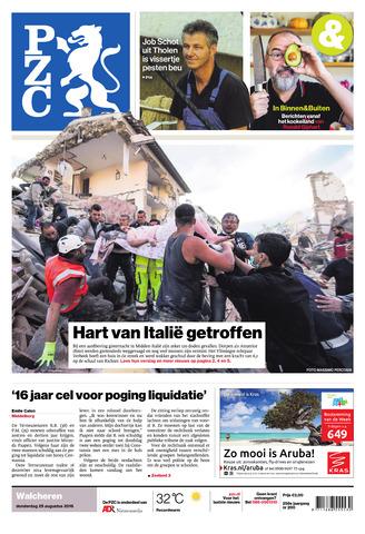 Provinciale Zeeuwse Courant 2016-08-25