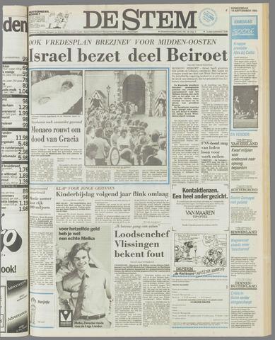 de Stem 1982-09-16