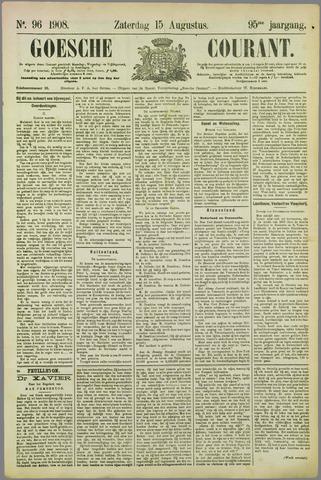 Goessche Courant 1908-08-15
