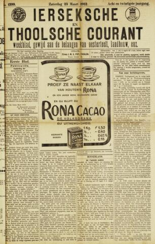 Ierseksche en Thoolsche Courant 1912-03-23