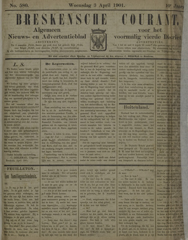 Breskensche Courant 1901-04-03