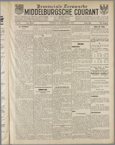 Middelburgsche Courant 1932-09-20