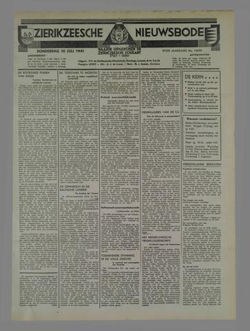 Zierikzeesche Nieuwsbode 1941-07-20