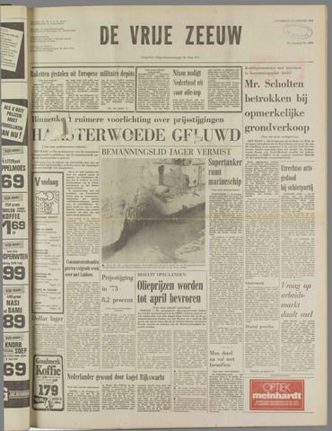 de Vrije Zeeuw 1974-01-10