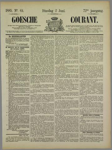 Goessche Courant 1885-06-02