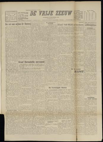 de Vrije Zeeuw 1948-09-18