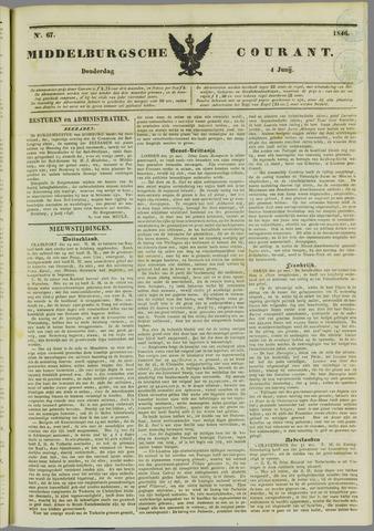 Middelburgsche Courant 1846-06-04