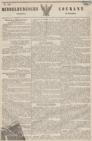 Middelburgsche Courant 1850-12-19