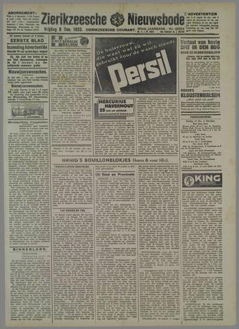 Zierikzeesche Nieuwsbode 1933-12-08