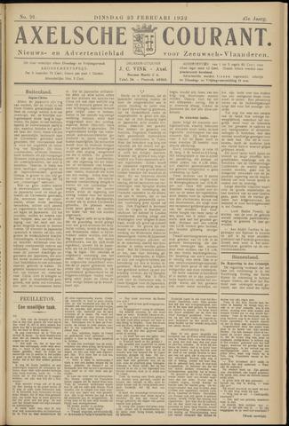 Axelsche Courant 1932-02-23