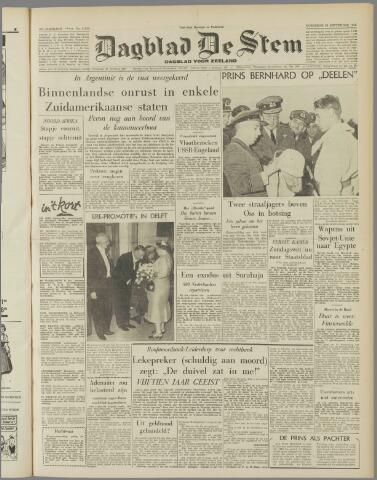 de Stem 1955-09-28