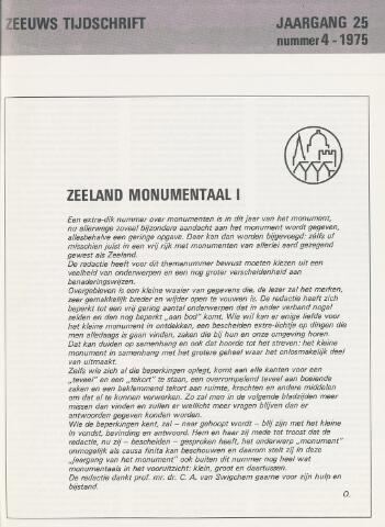 Zeeuws Tijdschrift 1975-07-01