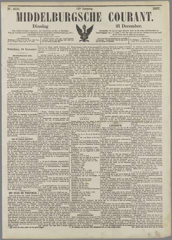Middelburgsche Courant 1897-12-21