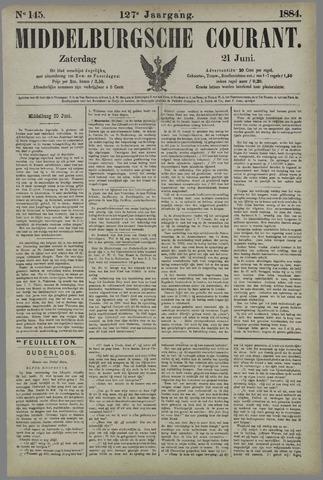 Middelburgsche Courant 1884-06-21