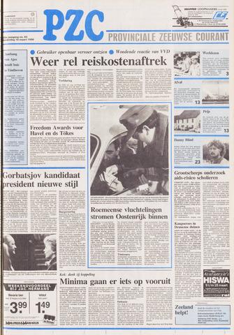Provinciale Zeeuwse Courant 1990-03-15