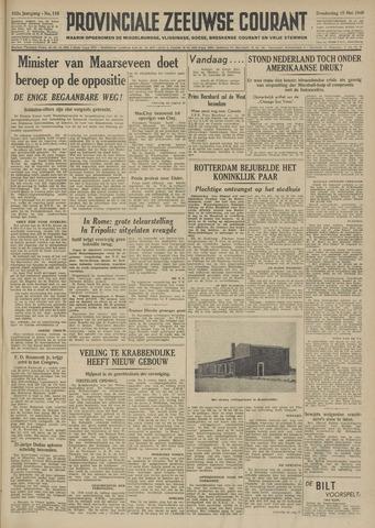 Provinciale Zeeuwse Courant 1949-05-19