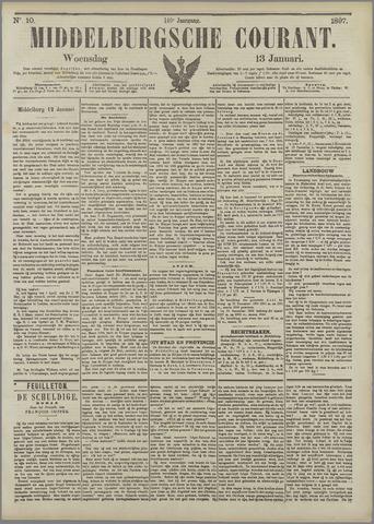 Middelburgsche Courant 1897-01-13