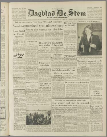 de Stem 1954-02-01