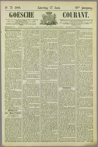 Goessche Courant 1908-06-27