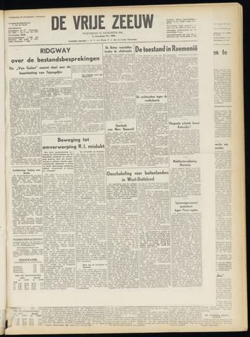 de Vrije Zeeuw 1951-08-15