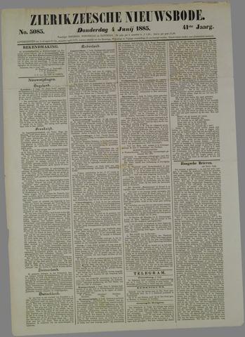 Zierikzeesche Nieuwsbode 1885-06-04