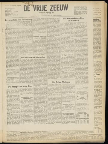 de Vrije Zeeuw 1950-02-28