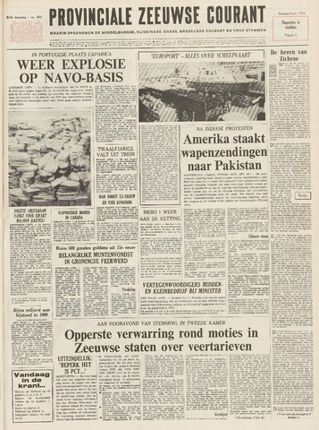 Provinciale Zeeuwse Courant 1971-11-09