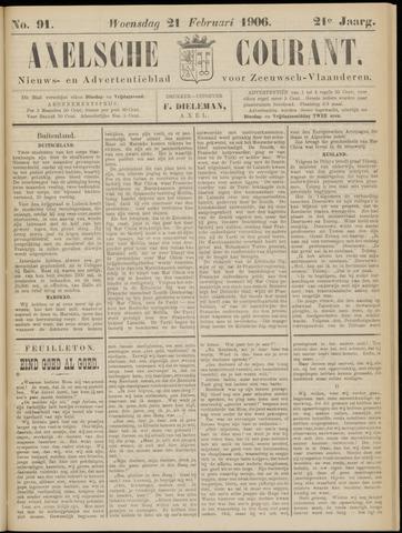 Axelsche Courant 1906-02-21